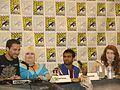 Wil Wheaton, Robin Thorsen, Sandeep Parikh & Felicia Day (3770316637).jpg