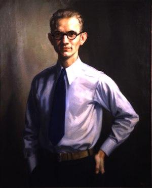 Wilbur G. Adam - Image: Wilbur Adam Self Portrait ca 1922