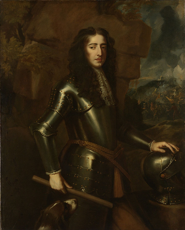 Portrait of William III, Prince of Orange, Stadtholder, after 1689 King of England