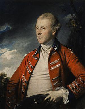 William Pulteney, Viscount Pulteney - Portrait (1761), oil on canvas, of William Pulteney, Viscount Pulteney (1731–1763) by Sir Joshua Reynolds (1723–1792)
