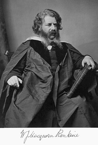 William John Macquorn Rankine - William John Macquorn Rankine
