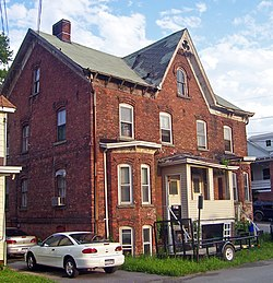 William Shay Double House - Wikipedia