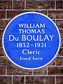 William Thomas Du Boulay 1832-1921 Cleric lived here.jpg