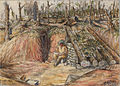 William Topham - An Artist's Home on the Somme.jpg
