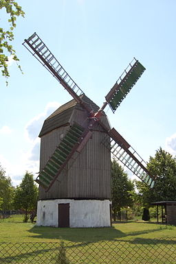 Windmühle Pömmelte