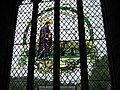 Window in St Andrew's Church Moretonhampstead - geograph.org.uk - 913614.jpg