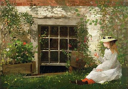 Winslow Homer - The Four Leaf Clover.jpg