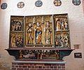 Wismar, St. Nikolai, Thomasaltar.JPG