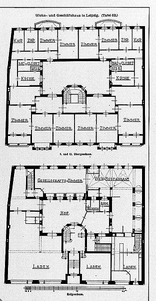 Datei wohn und gesch ftshaus in leipzig markgrafenstra e for Architekt leipzig