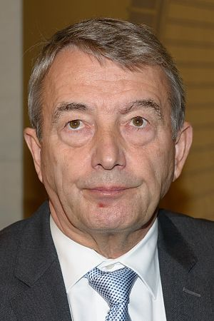 Wolfgang Niersbach - Wolfgang Niersbach in 2015