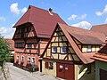 Wolframs-Eschenbach Färbergasse Pfründehaus.jpg
