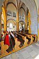 Wolfsberg Stadtpfarrkirche heiliger Markus Landgaus Innenansicht 05062011 566.jpg