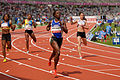 Women 100 m French Athletics Championships 2013 t152026.jpg