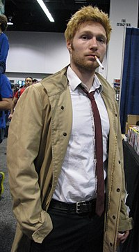 WonderCon 2014 - Constatine cosplay (13955024943) (cropped).jpg