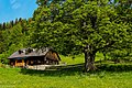 Wooden House In The Alps Austria (183602997).jpeg