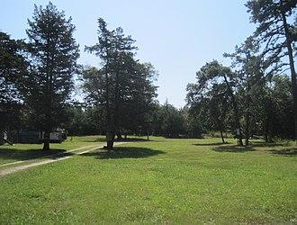 Woodmansie, New Jersey - Settlement as seen from Savoy Boulevard