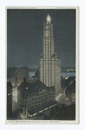 Woolworth Building at Night, New York, N. Y (NYPL b12647398-74194).tiff