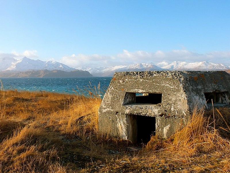 File:World War II Bunker, Dutch Harbor (8230557573).jpg