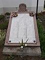 World War I memorial, Sarbogard Reformed Church garden, 2016 Hungary.jpg