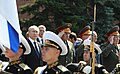 Wreath laying at Tomb of Unknown Soldier 05.jpg