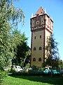Wybudowana w 1908 roku wieża cisnień - panoramio.jpg