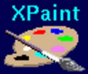XPaint - Image: X Paint Icon