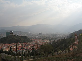 Xiaguan, Dali City - General view of Xiaguan