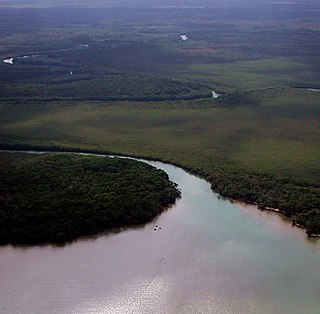Sibun River river in Belize