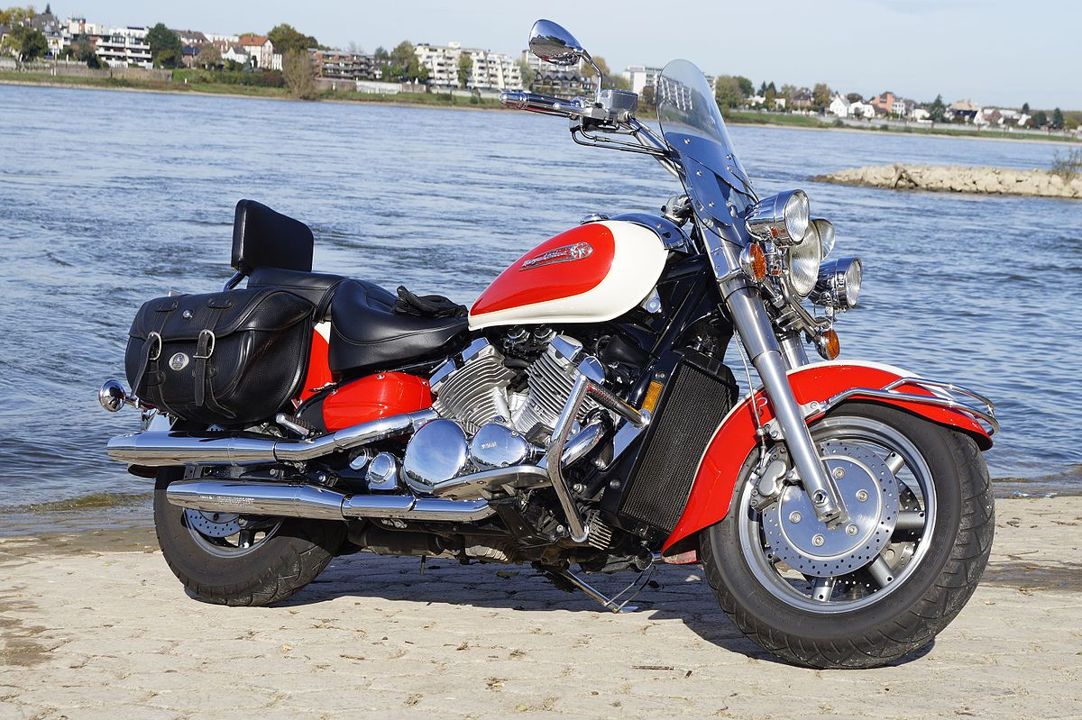 Yamaha Royal Star Nada