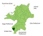 Yanagawa in Fukuoka Prefecture.png