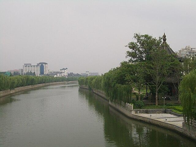 Grand Canal Yangzhou