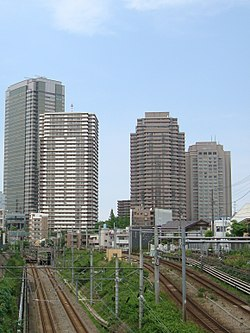 三田 (目黒区) - Wikipedia