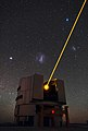 Yepun's Laser and the Magellanic Clouds.jpg