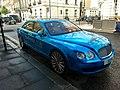 Yourdentist.co.uk Harley Street Bentley concierge car 01.jpg