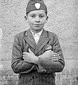 Youth military organisation, portrait Fortepan 5133.jpg