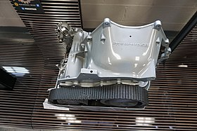 Ypsilanti Automotive Heritage Museum May 2015 057 (1965-78 THM 425 transmission).jpg
