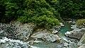 Yunosawa River in Nishimeya, Aomori.jpg