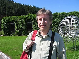 Yves André French mathematician