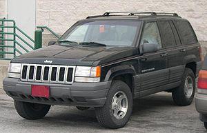ZJ Jeep Grand Cherokee