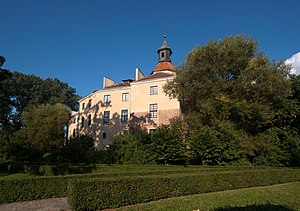 Morąg - Castle of the Dohna family
