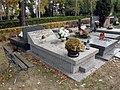 Zbigniew Kolenkiewicz - Helena Kolenkiewicz - Cmentarz Wojskowy na Powązkach (141).JPG