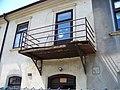 Zbraslav, K přístavišti 609, balkón.jpg