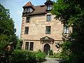 Ziegenstraße 3-5 Ehemaliger Herrensitz Cnopf'sches bzw. Link'sches Schloss D-5-64-000-2215 DSCN9407.JPG