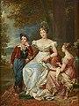 Zoé Talon (1785-1852), comtesse Baschi du Cayla avec ses deux enfants Ugoline et Ugolin.jpg
