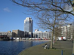 Skyline of Zoetermeer