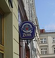Zubr logo(Beer- czech republic).jpg
