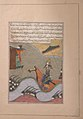 """Conquest of Baghdad by Timur"", Folio from a Zafarnama (Book of Victories) MET sf55-121-17a.jpg"
