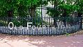 """Old Fourth Ward"" lettering on Iron Rail Fence in Atlanta.jpg"
