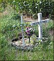 """Roadside Memorial"" Ghosts of the Midwest, NB 7-25-13 (10784240183).jpg"
