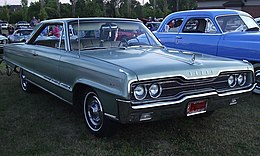 Una Dodge Polara coupé del 1966